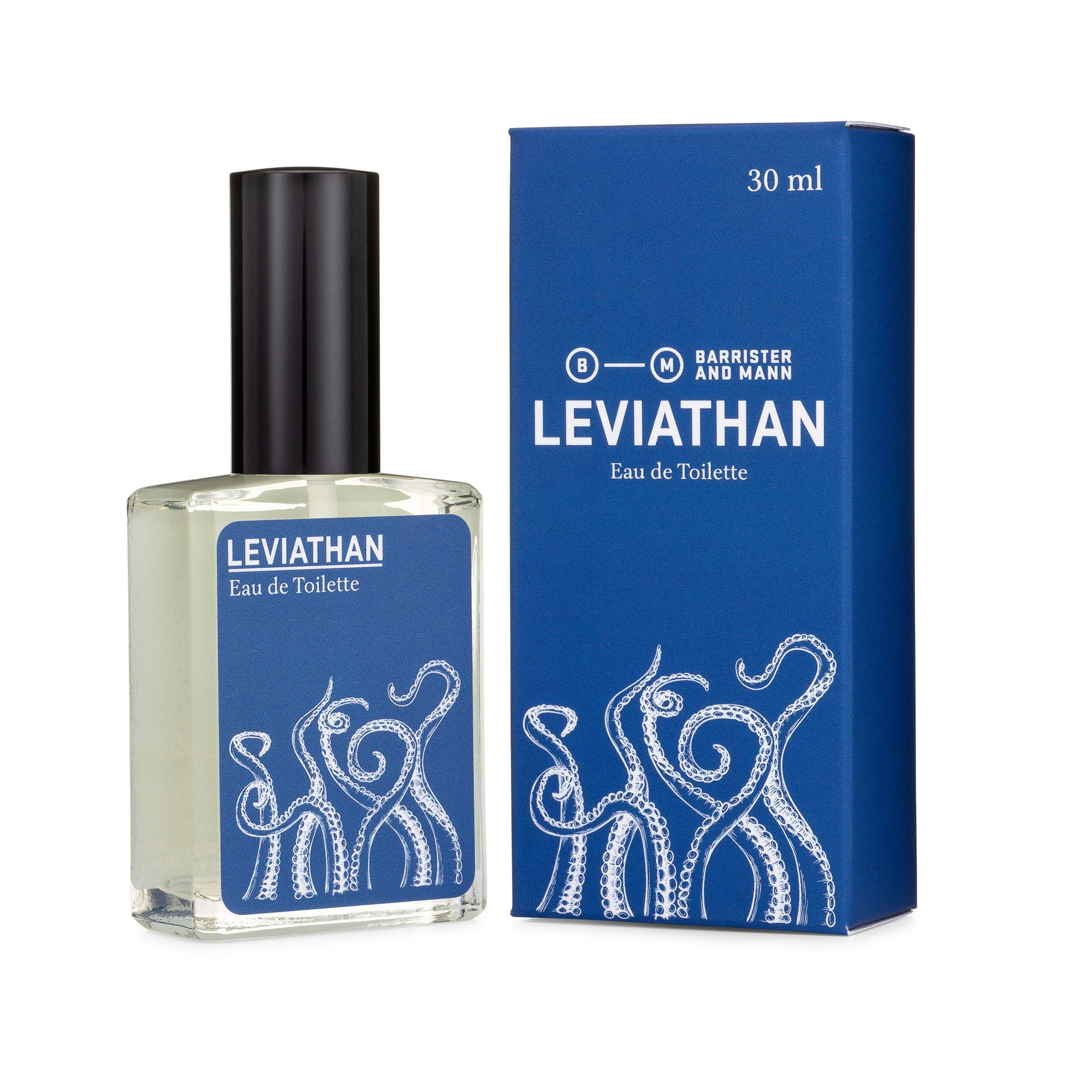 Barrister and Mann Leviathan EAU DE TOILETTE