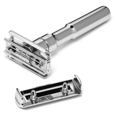 Merkur Futur Polished Chrome Adjustable Safety Razor