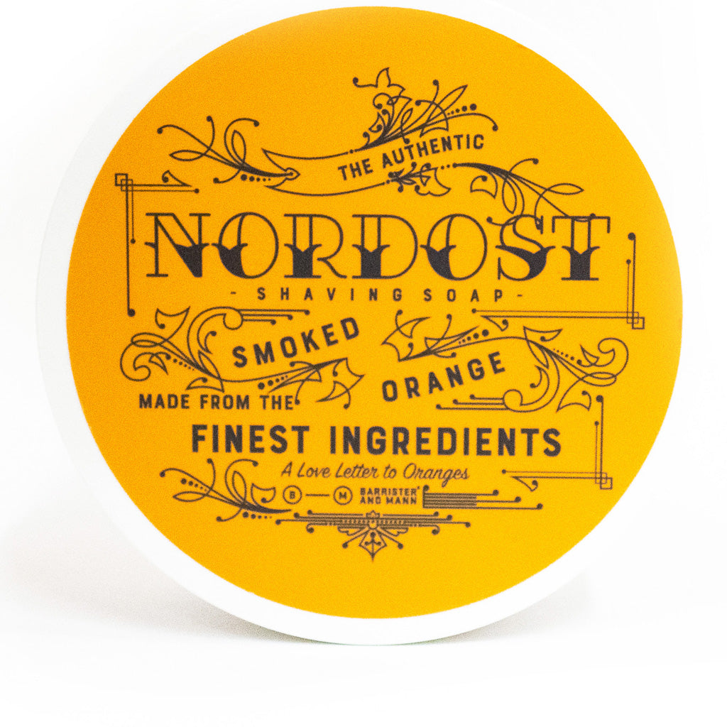 Barrister and Mann Nordost Shaving Soap