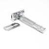 Rockwell 6C - White Chrome Safety Razor
