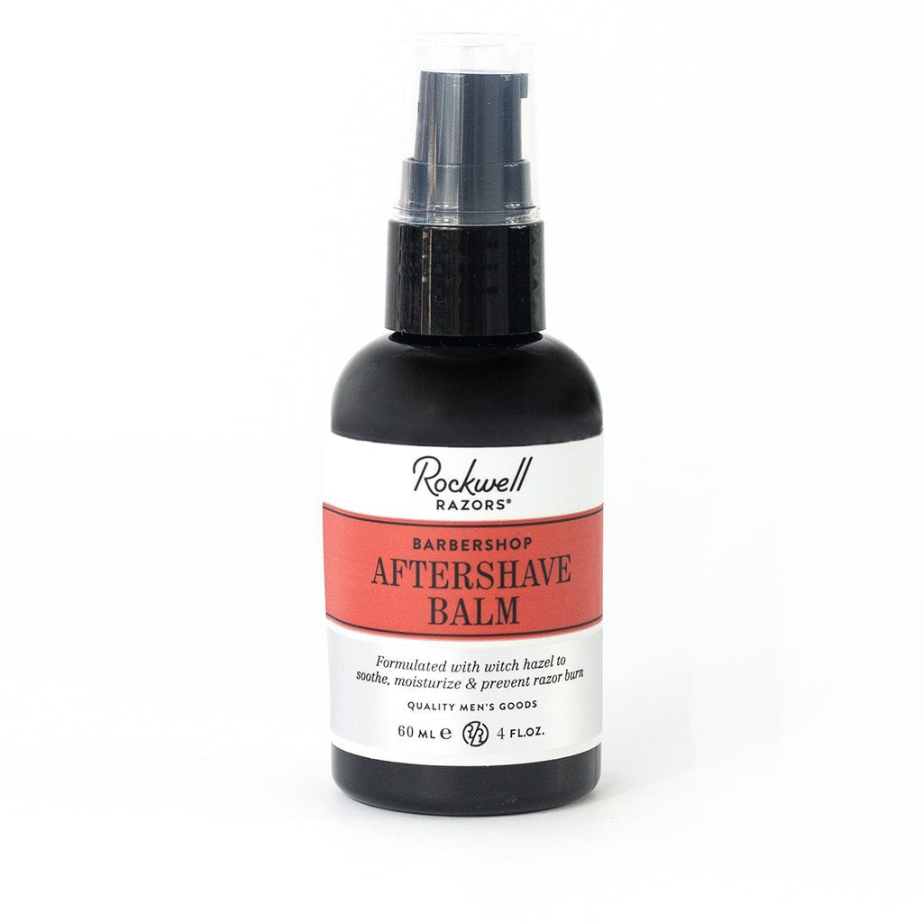 Rockwell Post-Shave Balm - Barbershop Scent (4 oz.)