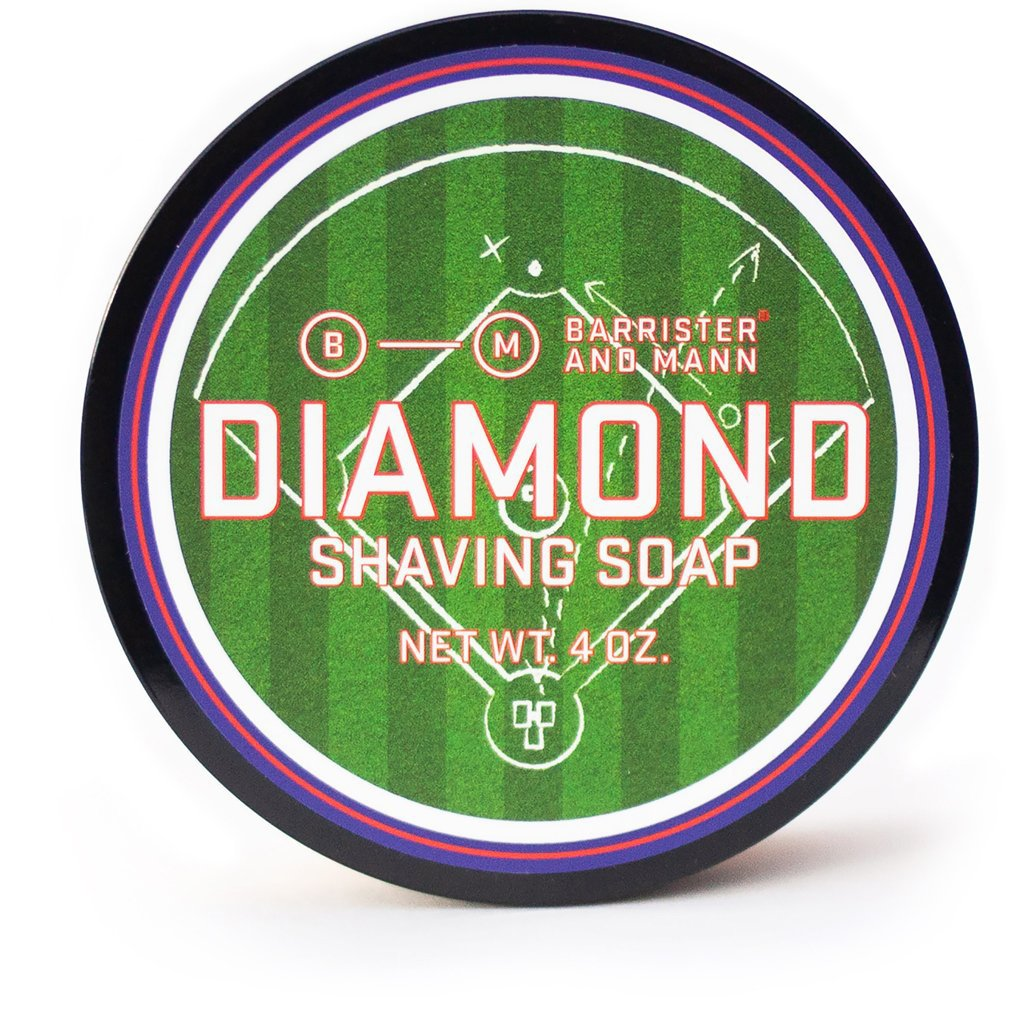 Barrister and Mann Diamond Shaving Soap