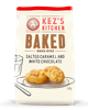 Kez's Salted Caramel & White Chocolate Chip Biscuits 150g