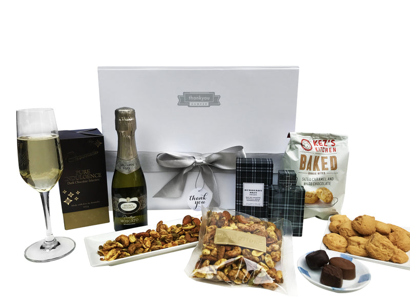 Mens nut gift hamper - Photo 1