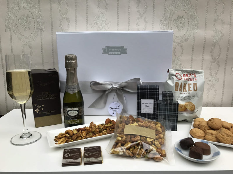 Mens nut gift hamper - Photo 2