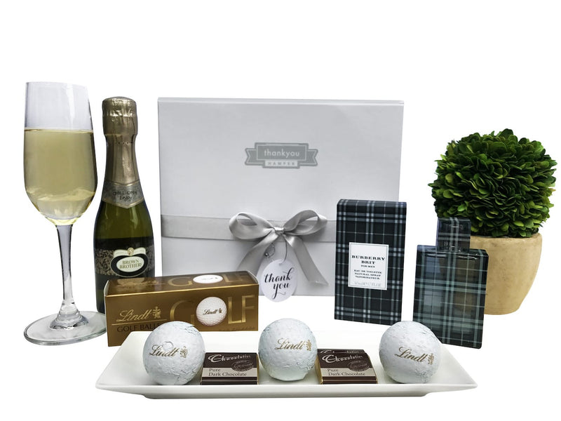 Golf addict hamper