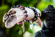 DISPEL ANXIETY | Aromatherapy Gemstone Diffuser Bracelet