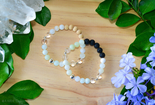 RELEASE | Sterling Silver Aromatherapy Diffuser Bracelet