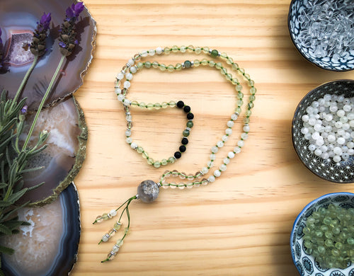 HEALING  |  Beautiful Handmade Diffuser Mala Bead Necklace