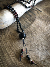 STRENGTH  |  Beautiful Handmade Diffuser Mala Bead Necklace