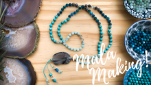 Mala Making & Intention Setting Workshop - Wed 16th of January 11:30am