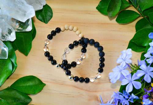 SUPPORT | Sterling Silver Aromatherapy Diffuser Bracelet