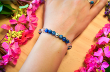 CONNECTION | Sterling Silver Aromatherapy Diffuser Bracelet