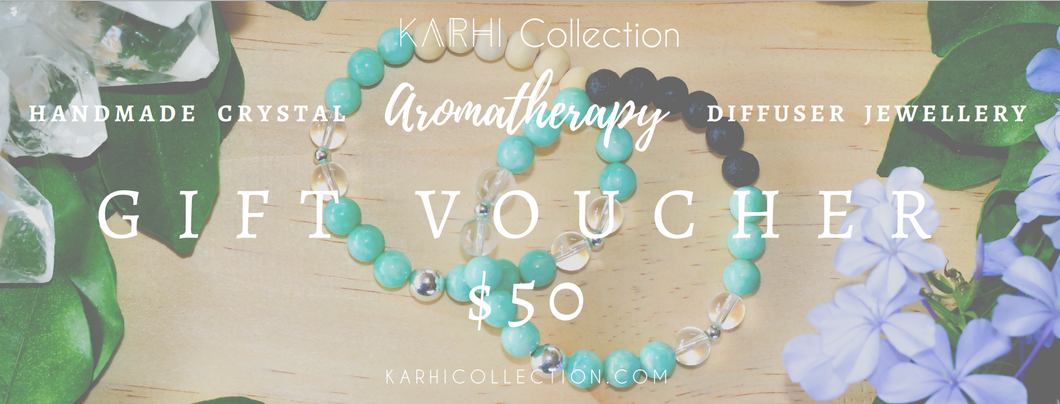 KARHI Collection $50 Gift Voucher