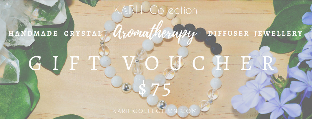 KARHI Collection $75 Gift Voucher