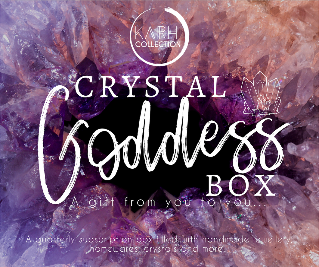 KARHI Collection Crystal Goddess Box