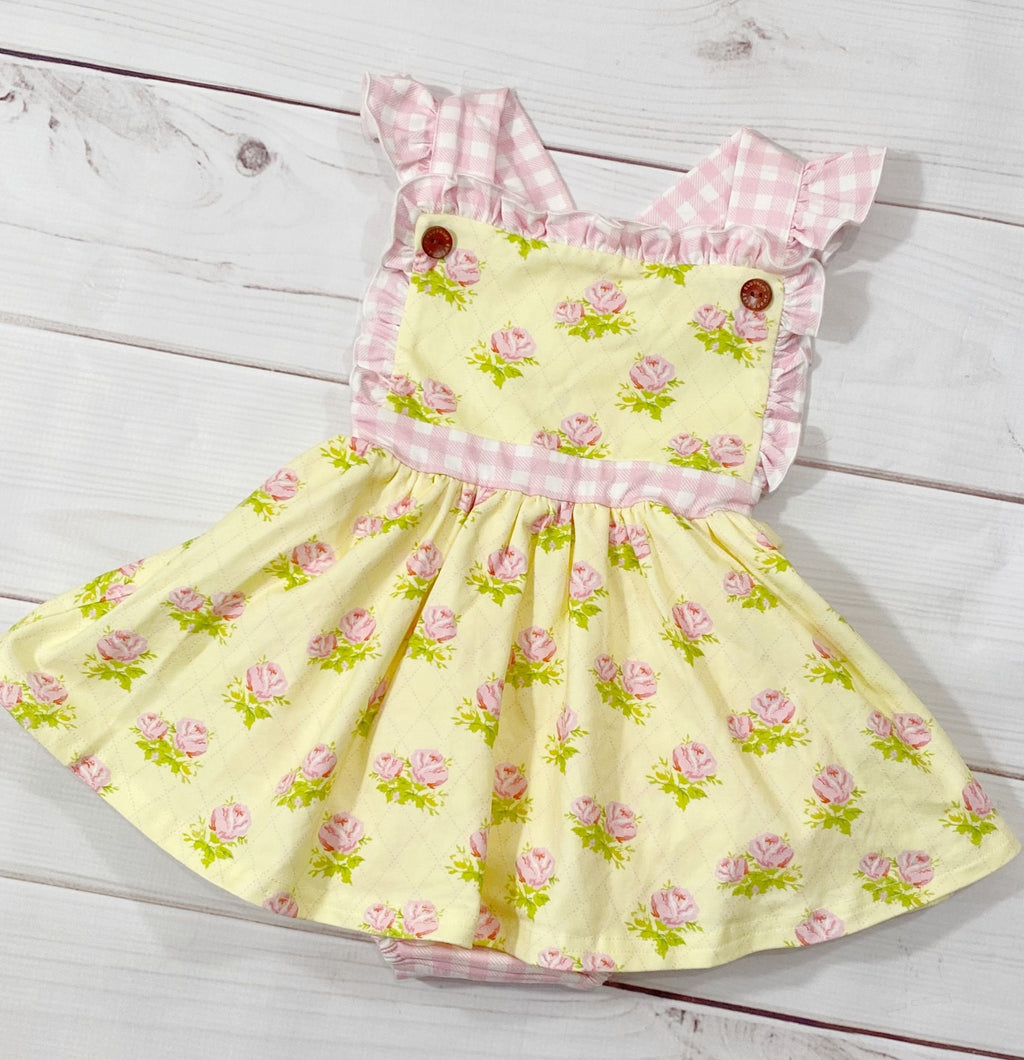 Bliss Skirted Bubble Swoon Baby-Dazzled Babies Boutique