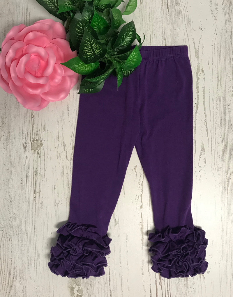 Purple Icing Pants