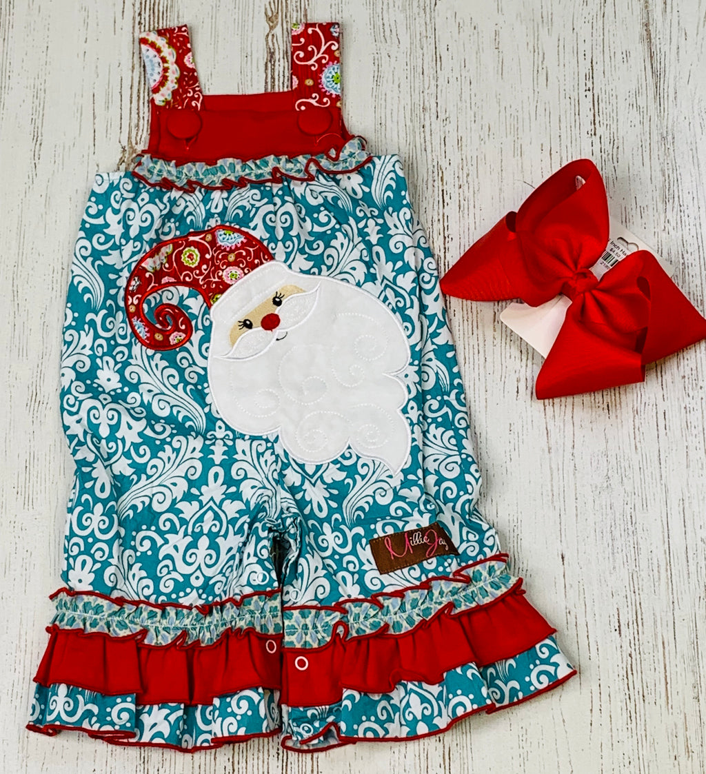 Saint Nick Romper