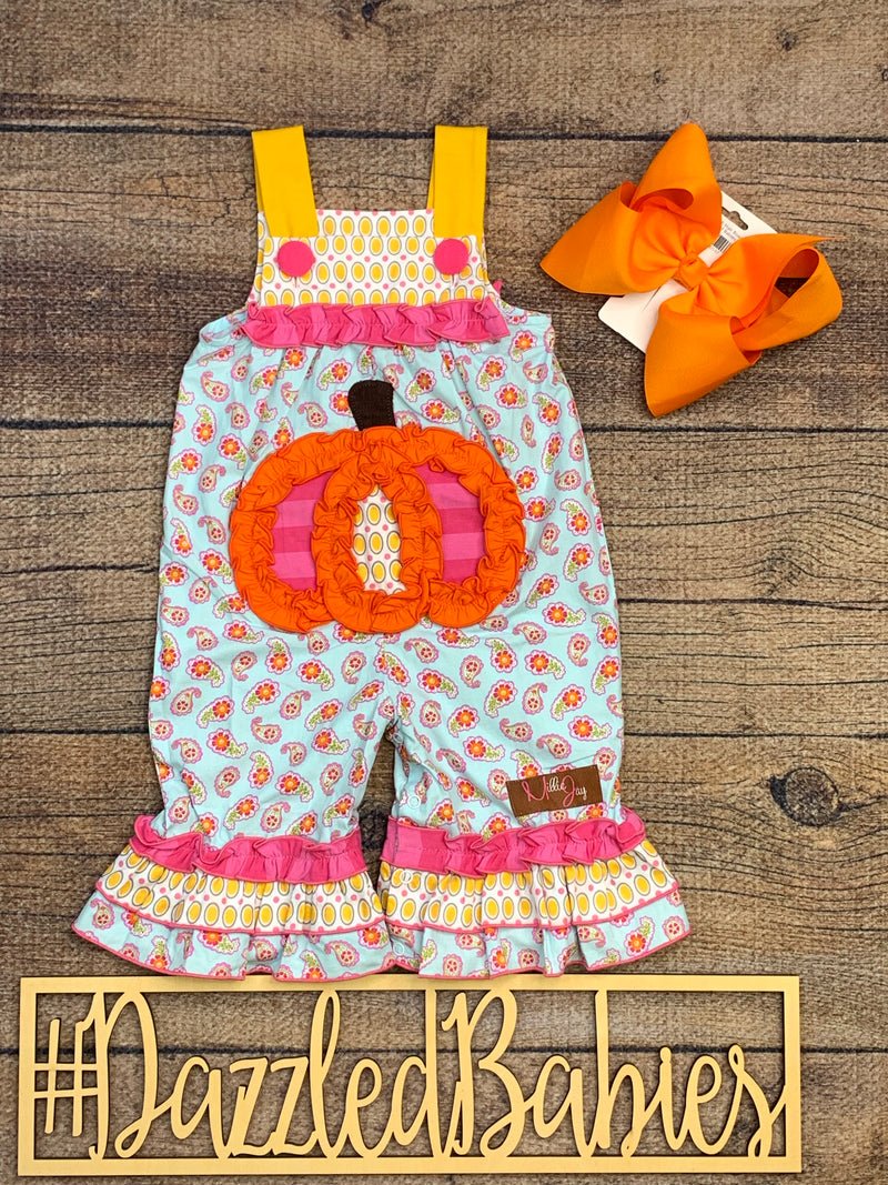 Perfect Pumpkin Romper