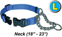 Cetacea Chain Martingale Collar - Large