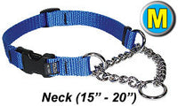 Cetacea Chain Martingale Collar - Medium