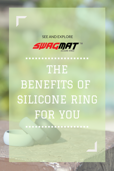 benefits of silicone wedding ring