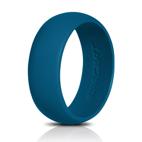 Image of Men's Silicone Wedding Ring Band - 8.7mm