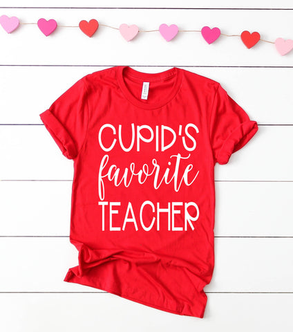 Cupid's Favorite Teacher