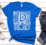 READ typography