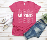 Be Kind Repeat w/white