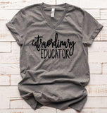 Extraordinary Educator