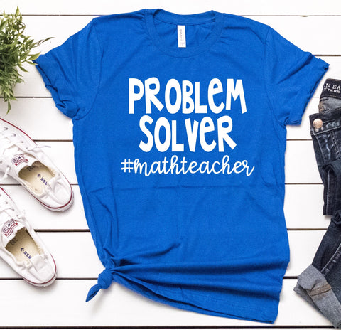 Problem Solver #mathteacher
