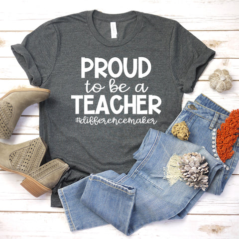 0b7d6d0ae Proud To Be A Teacher – Missy LuLu's