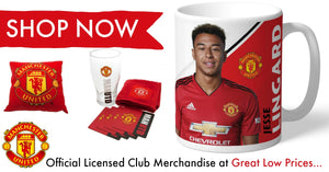 Manchester United F.C. Official Football Gifts and Merchandise, All at Great Low Prices, We Aim to Dispatch All Orders Within 24hrs