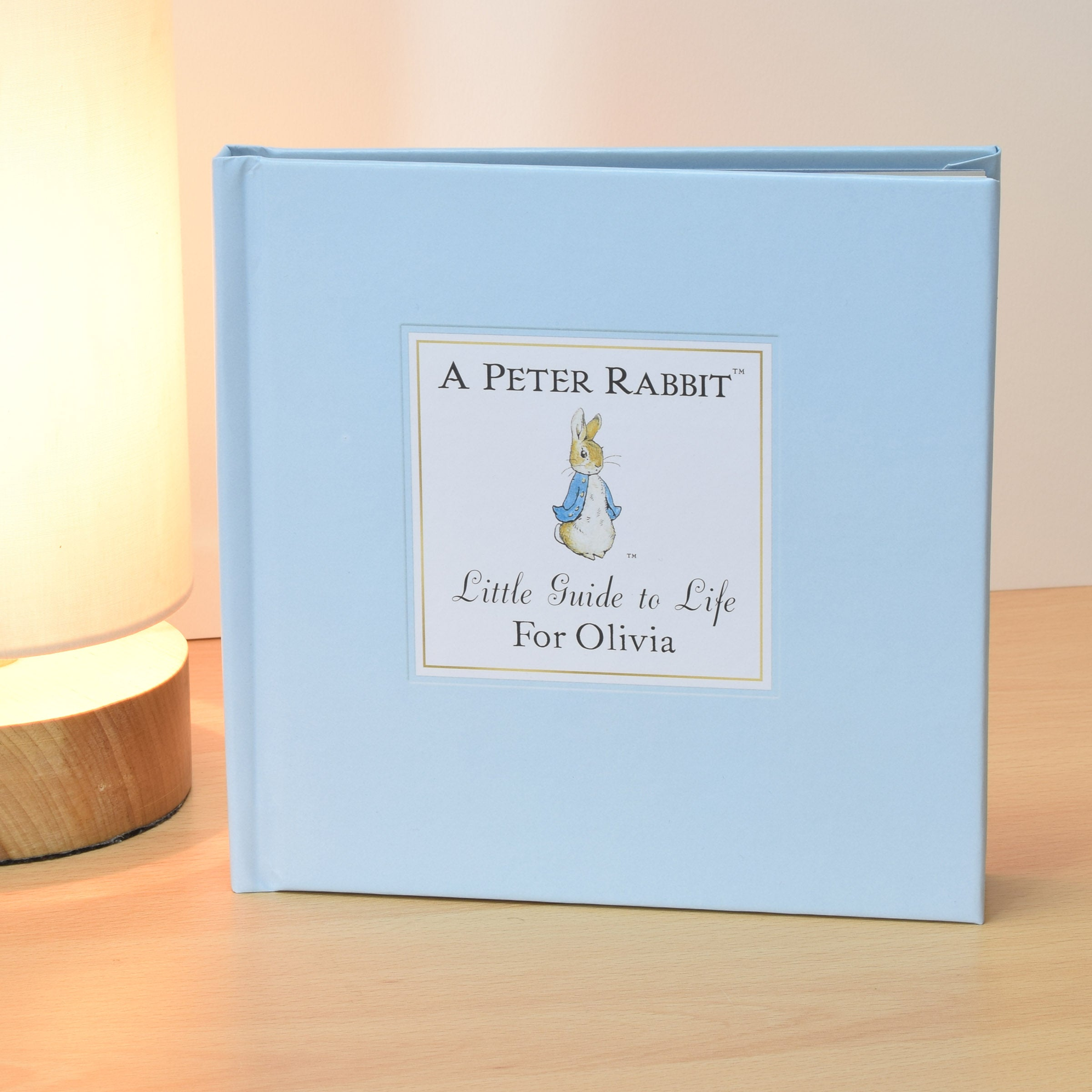 Peter Rabbit's Personalised Little Guide to Life, Media by Sports Gifts Direct