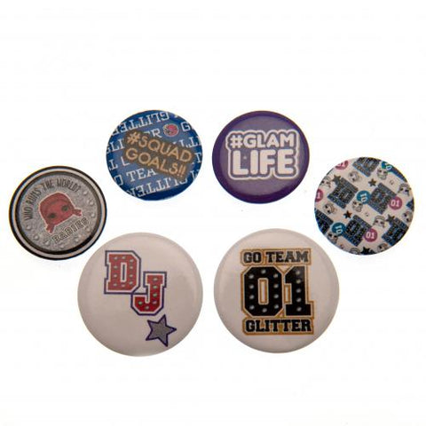 L.O.L. Surprise Button Badge Set | L.O.L Surprise