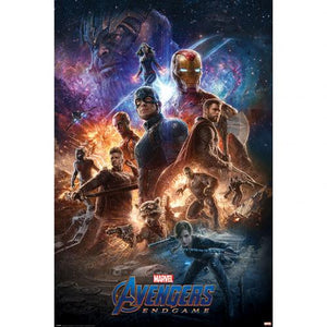 Avengers End Game Poster From The Ashes 196 | Avengers