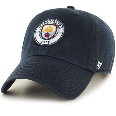 Manchester City FC 47 Clean Up Cap NV | Manchester City FC