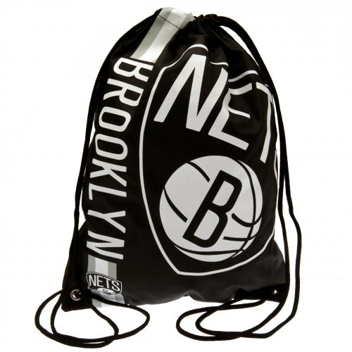 Brooklyn Nets Gym Bag CL | Brooklyn Nets