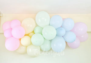 Customised Balloon Garland