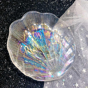 Customised Iridescent Seashell Trinket Tray