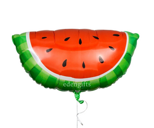 Half Watermelon Foil Balloon