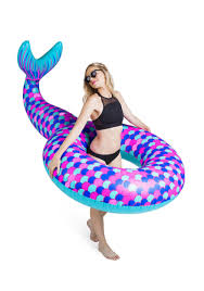 Mermaid Ring Float - Beachyfloat