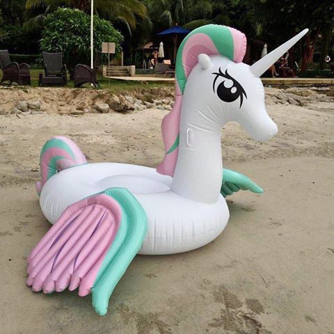 Pastel Pony Float - Beachyfloat