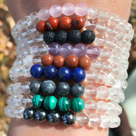 Finding Your Way Gemstone Bracelet
