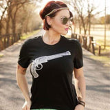 Straight Shooter Graphic Tee