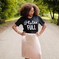 Gluten Full Graphic Tee