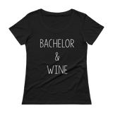 Bachelor & Wine - Women's T-Shirt