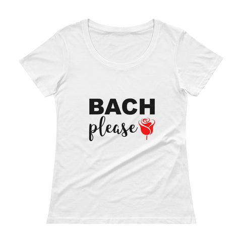 Bach Please - Women's T-Shirt